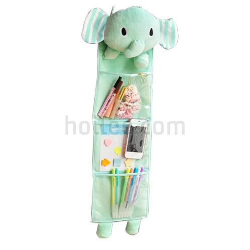 Hanging Storage Bag w/Elephant shape