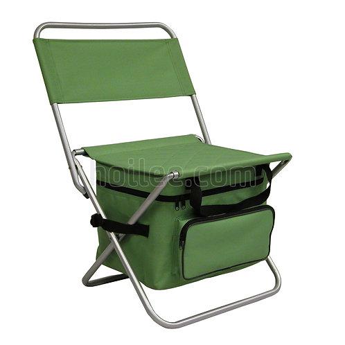 Folding Chair w/ Soft Cooler