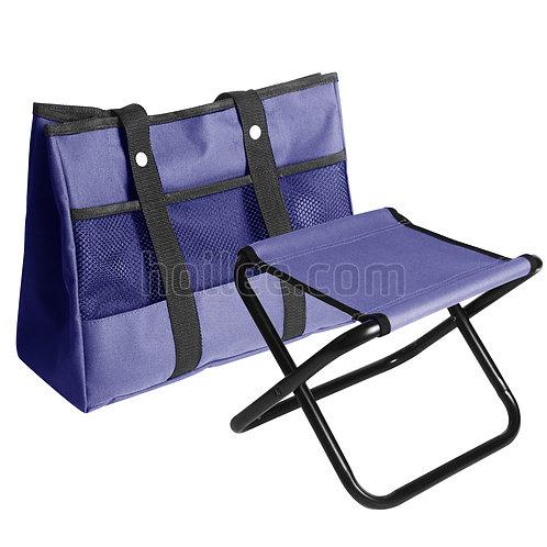 Folding Chair w/ Tote Bag