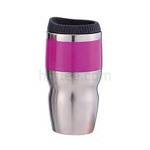 Outer Plastic Stainless Steel 450ml