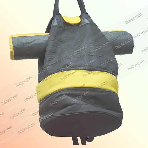 BS-360: Backpack with Beach Mat