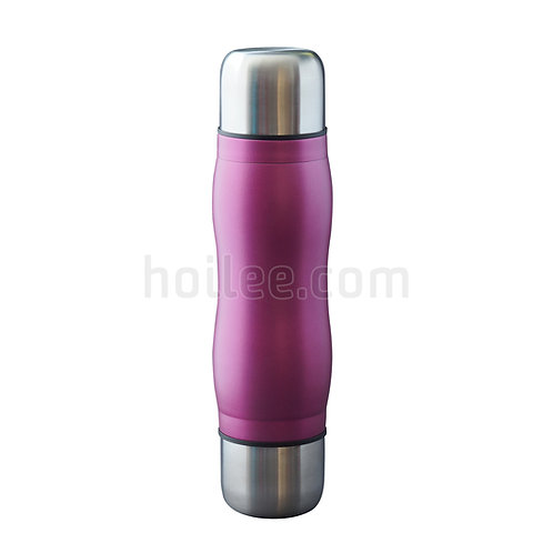 Thermal Bottle w/ 2 Cups