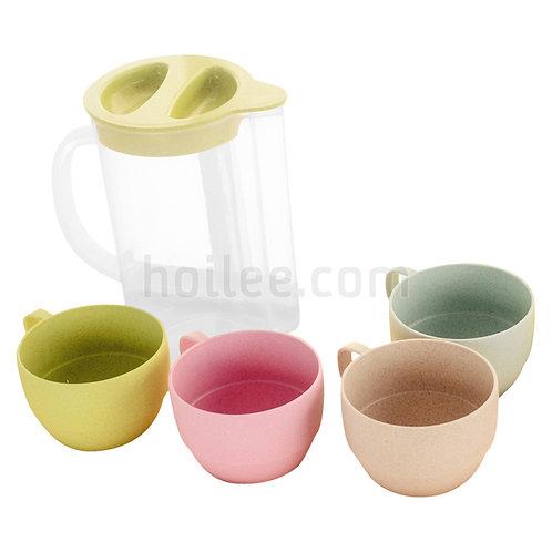 WS Pot & Cups Set