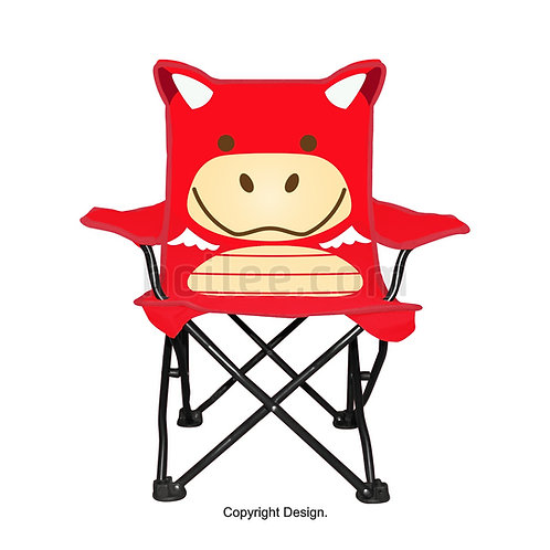 Fire Dragon Quad Chair