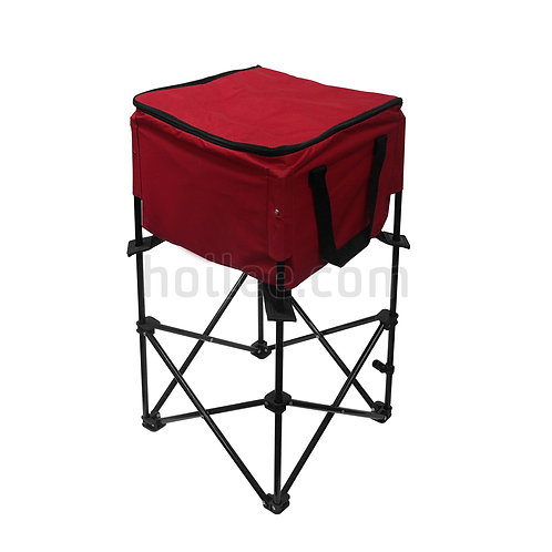 Foldable Cooler Table