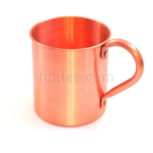 Real Copper Camping Mug 400ml