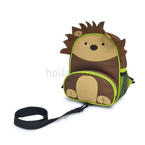 Cartoon Hedgehog Backpack