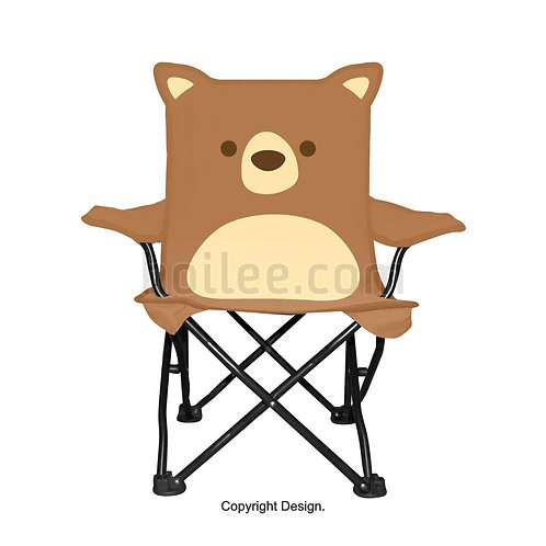 Kids Bear Quad Chair