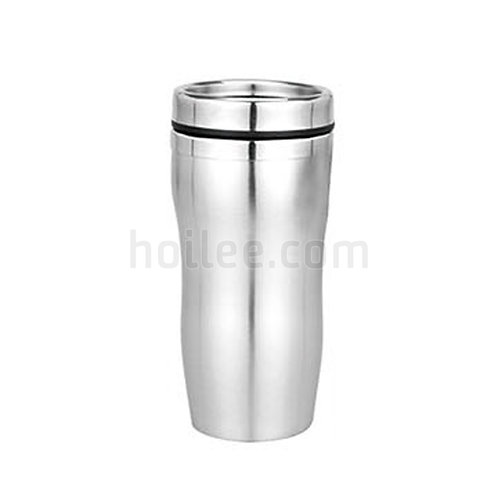 Double Wall Stainless Steel Mug 450ml