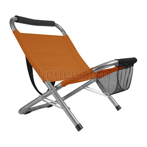 Beach Chair with Magazine Holder