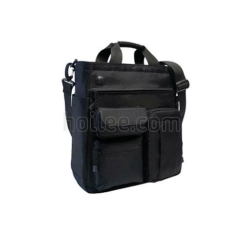 88016:  Oxford Textile Shoulder Bag