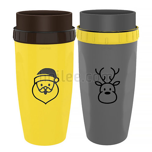 Silicone Membrane Twist Sippy Cup