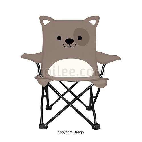 Kids Dog Quad Chair