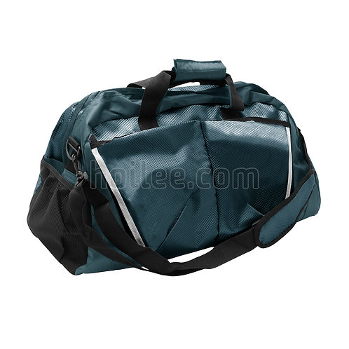 Sports Travel Bag with Side Shoes Pocket