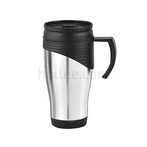 Double Wall Stainless Steel Mug 400ml