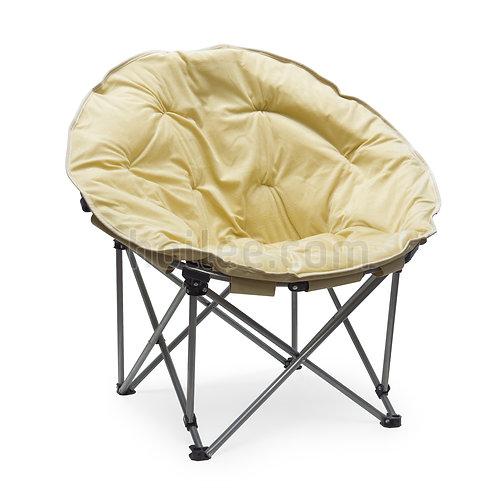Flannel Moon Chair