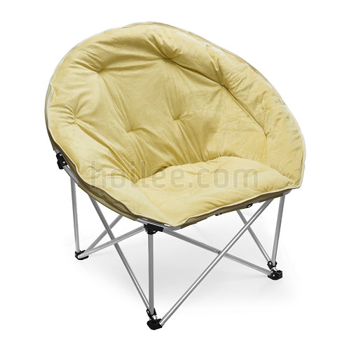 Flannel Moon Chair (Large)