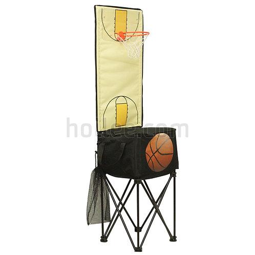 Foldable Cooler Basketball Game