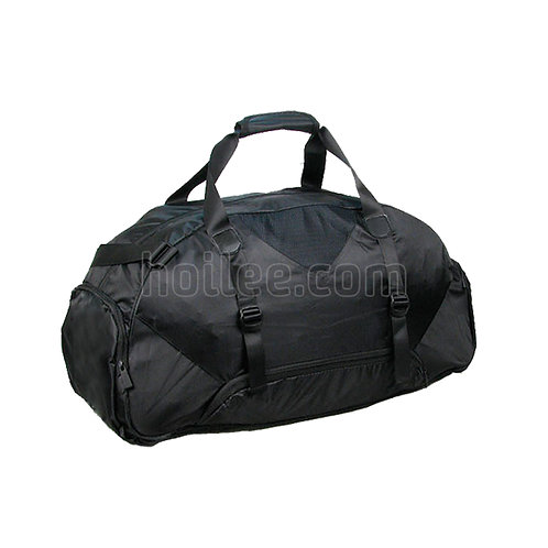 Sports Travel Bag with Shoes Pocket