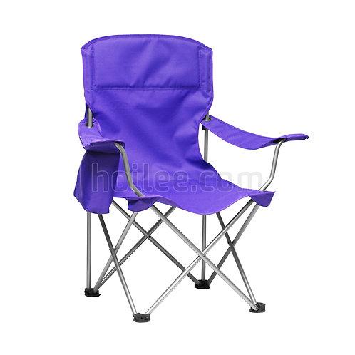 Folding Armchair w/ Cooler box