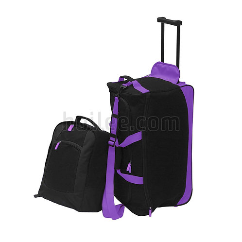 Trolley Bag & Backpack Set