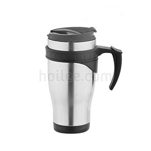 Double Wall S/S Mug 450ml