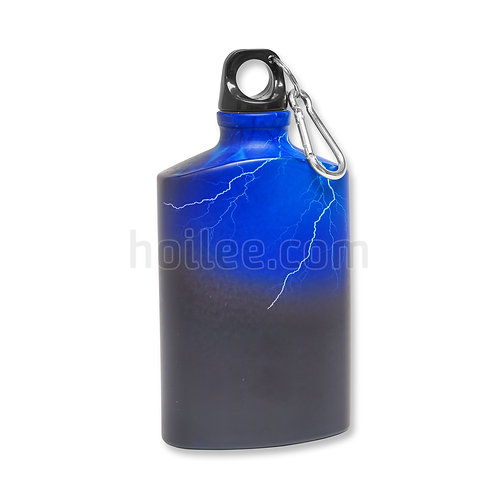 Aluminum Bottle with Carabiner 500ml