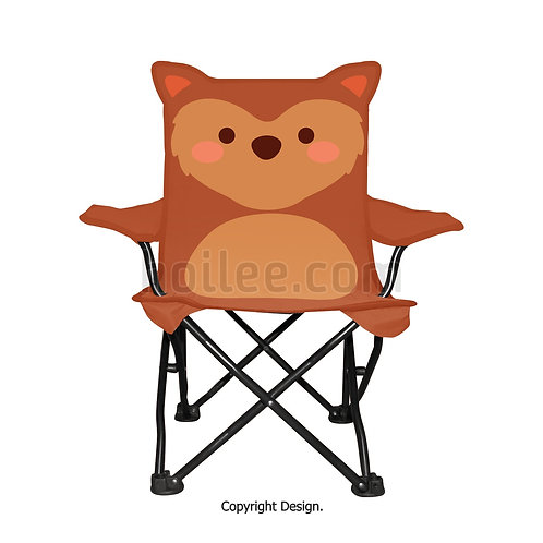 Kids Gophers Quad Chair
