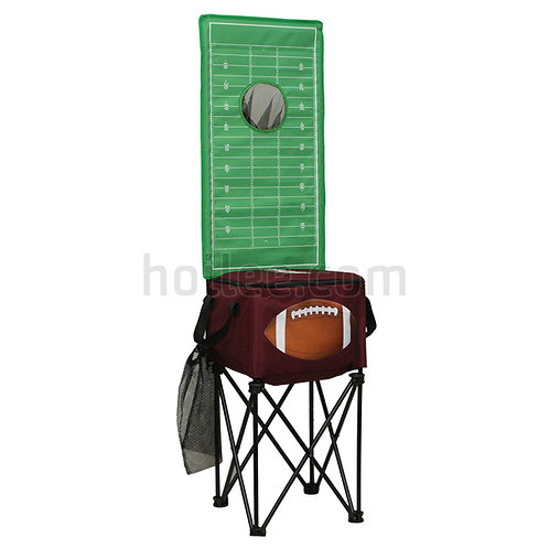 Football Game Collapsible Cooler