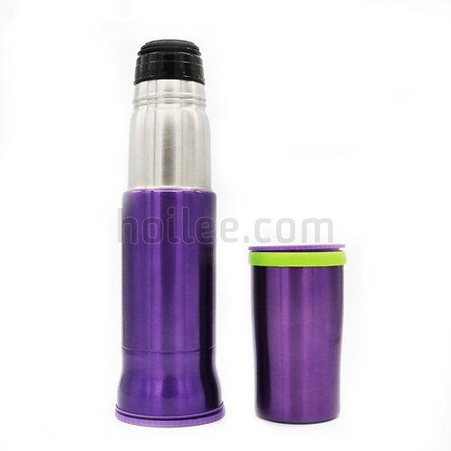 Vacuum Flask Mug Set
