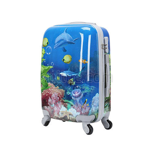 """ABS/PC Luggage 20"""""""