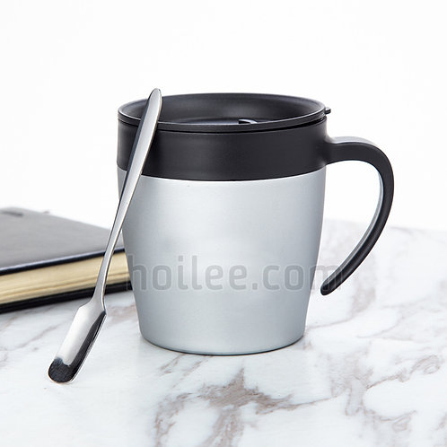 Double Wall S/S Mug 330ml