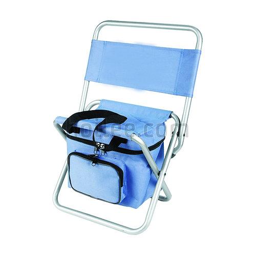 Children Folding Chair w/ Cooler Bag