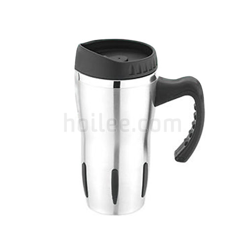 TF-1026: 450ml Double Wall Stainless Steel Mug