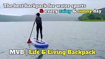 MVB Life & Living Backpack v1.0 summary