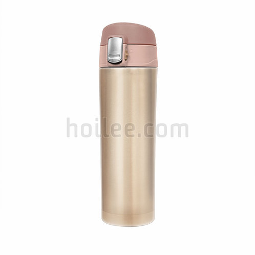 Thermal Bottle with Pop-up Cap