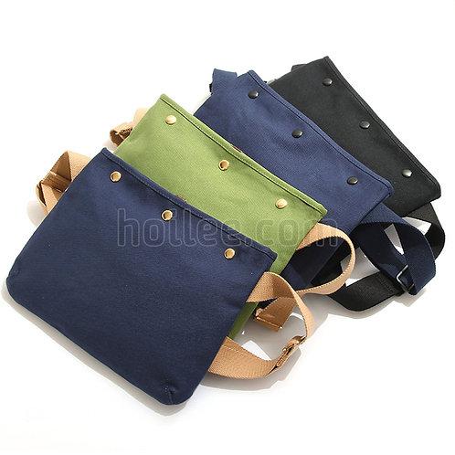 87996: Canvas Shoulder Bag