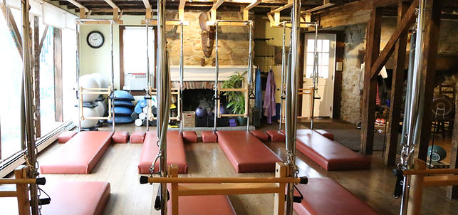 Pilates Studio and Pilates Tower
