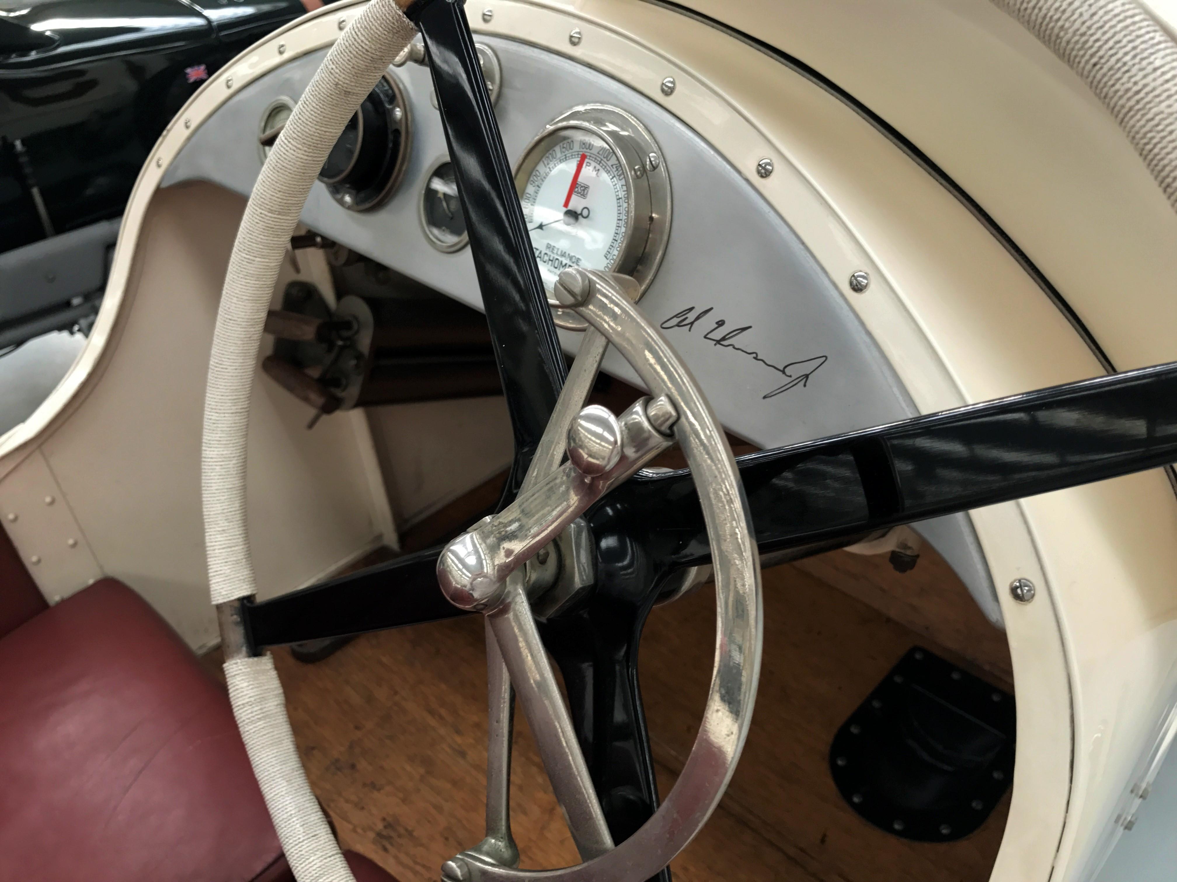 Stutz Indianapolis Racer