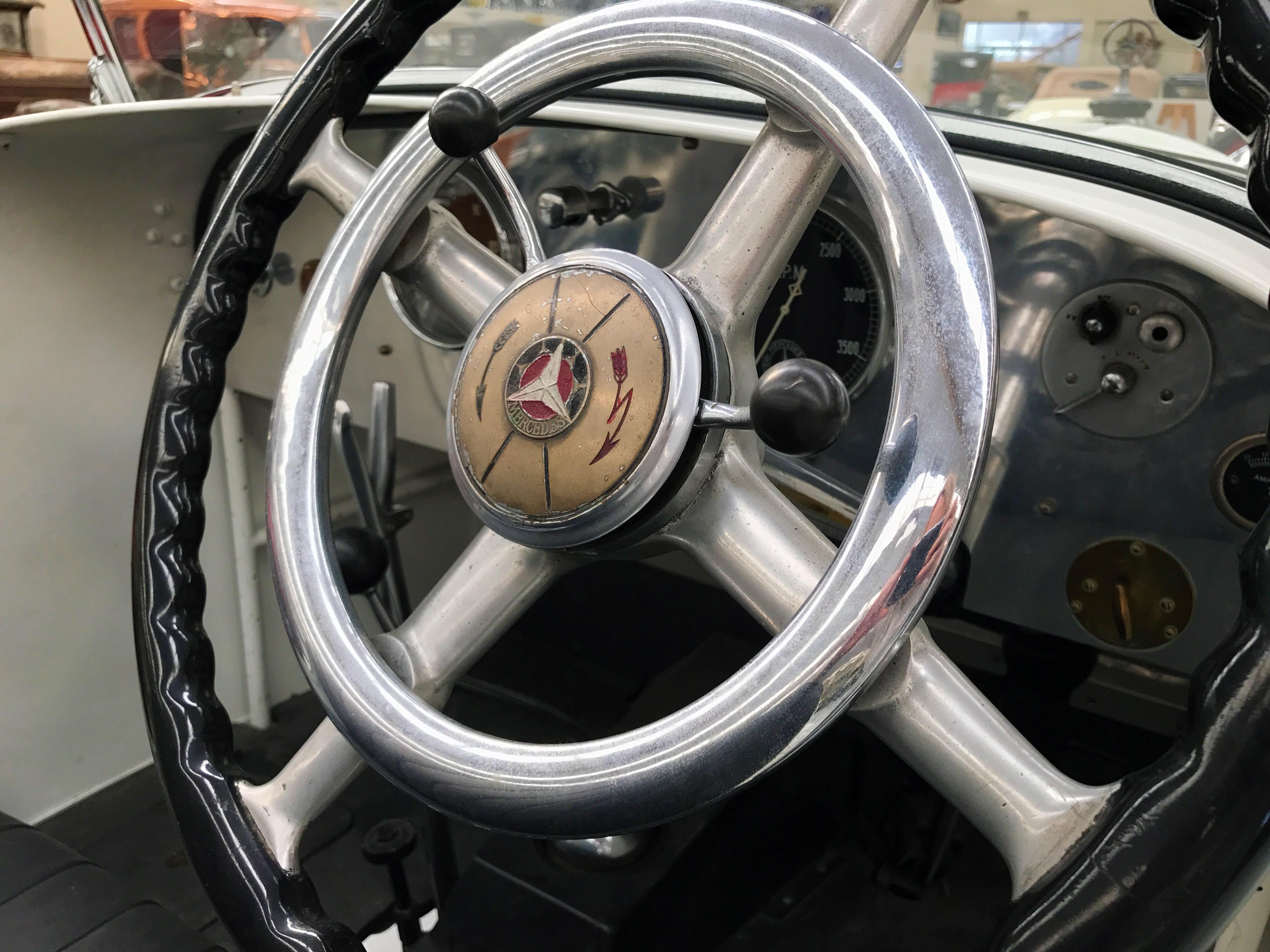 Mercedes Benz 38/250 SS