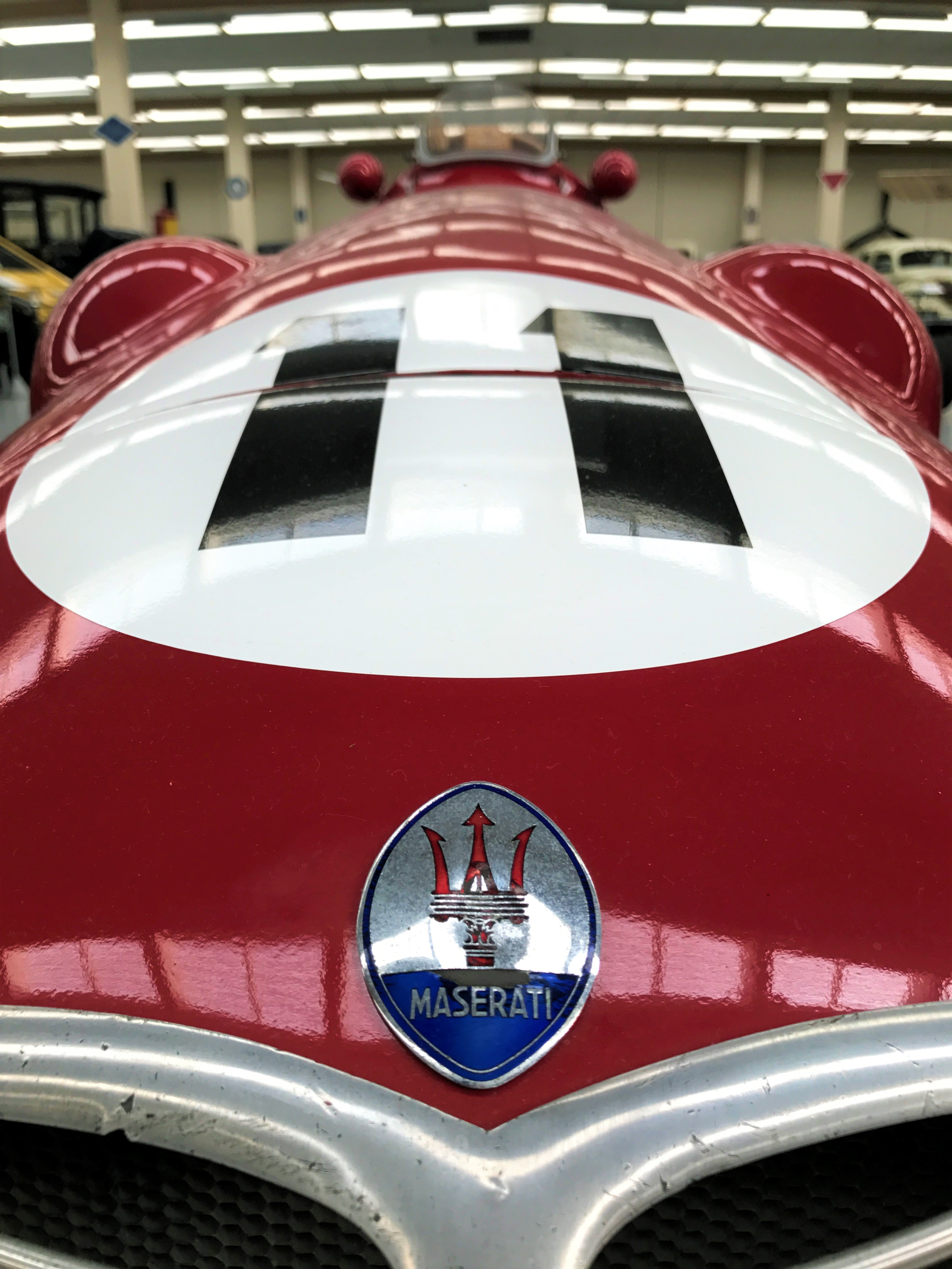Maserati 8CLT 50