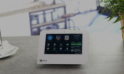 Clover Mini Compact Point-of-Sale System