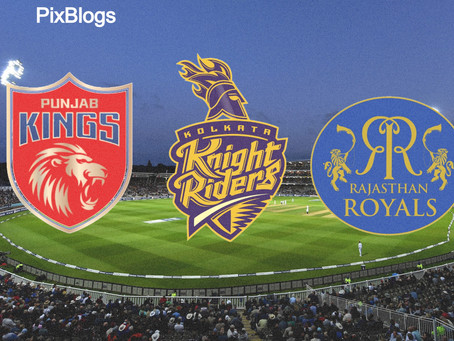 This year's IPL brings some fresh faces to the field: Rajasthan Royals , Punjab and Kkr