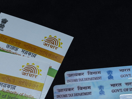 An extension has been granted for the PAN and Aadhaar linking deadline