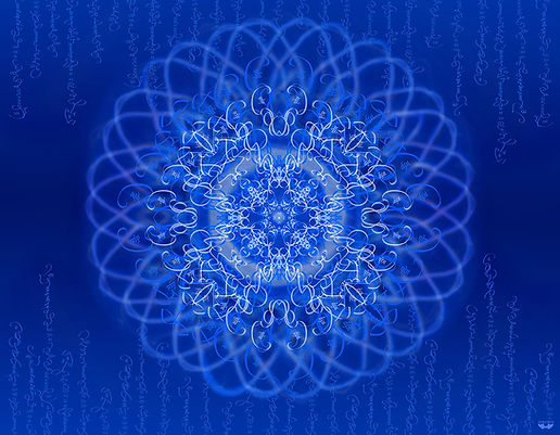 Story of Atlantis. Alae Eros Meditation Scarves..