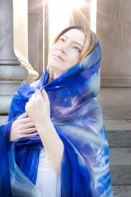 Goddess-Mother-Mary-scarf-by-Doni-Amoris