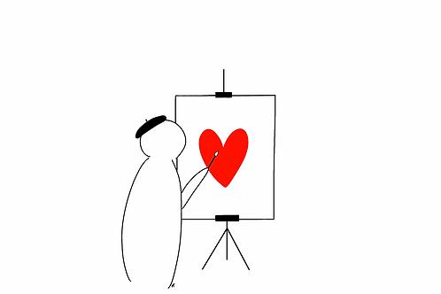 """L'ARTISTE"""