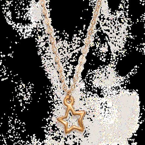 STAR Vermeil Necklace