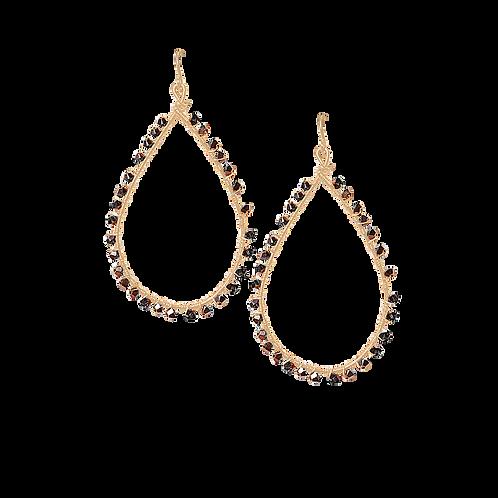 KNOX - Swarovski Rose Gold/Gold Filled Earrings