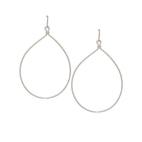 RONDA - Sterling Silver Earrings